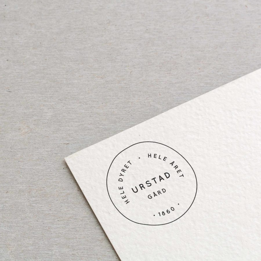 Logo-papir-urstad-gard-adesign-studio